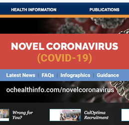 Orange County health officials now can test for coronavirus