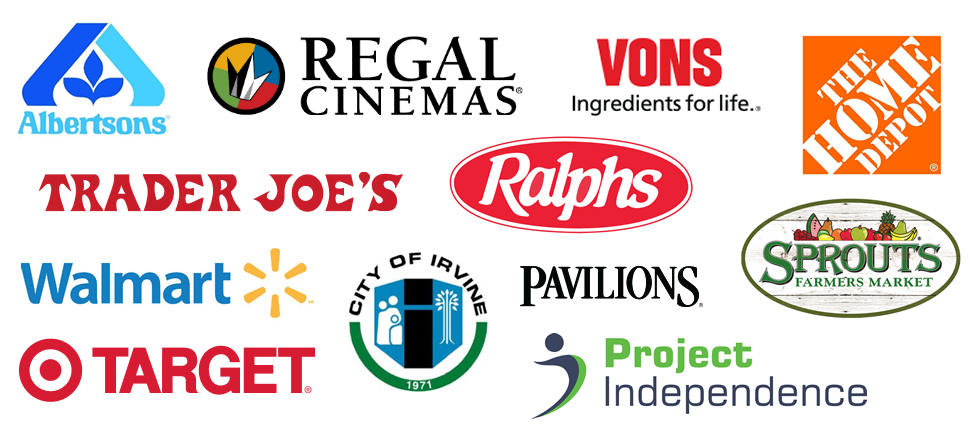 Logos of companies that support Project Independence