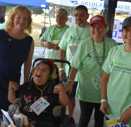 10th ANNUAL PROJECT INDEPENDENCE WALK TOPS $60,000 IN DONATIONS