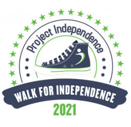 DAILY PILOT RENEWS SPONSORSHIP OF ANNUAL  PROJECT INDEPENDENCE WALK FOR INDEPENDENCE